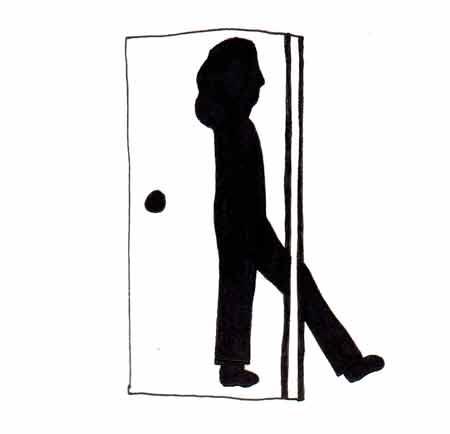throughdoor